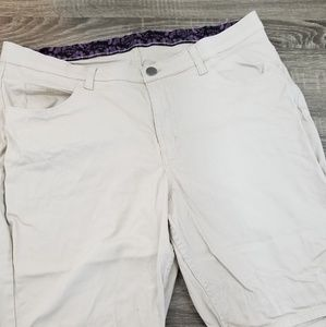 Rider by lee cargo shorts 18w